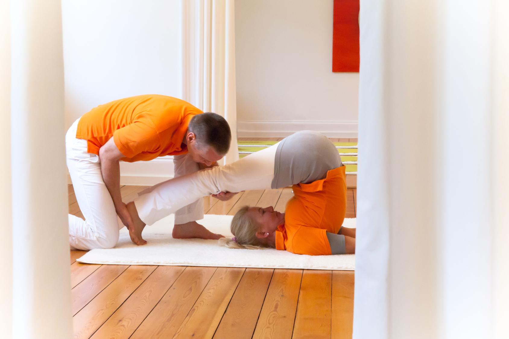 yoga entreprise