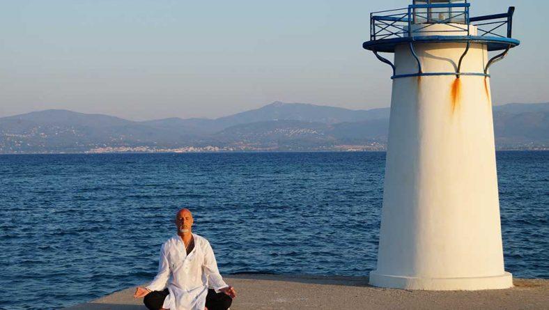 Stage de méditation et yoga en Grèce